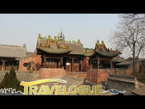 Travelogue— Jiexiu 1: Mysteries of Zhangbi 12/03/2016 | CCTV
