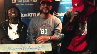 Lil Wayne x 2 Chainz talk Biggest regret, Kanye, Tour, Jay Z, Cash Money, Politics, Atlanta