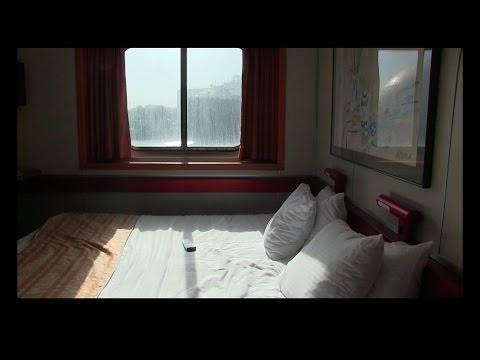 Carnival Inspiration Ocean View Stateroom Walkthrough