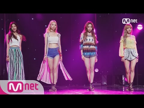 [Stellar - Crying] Comeback Stage | M COUNTDOWN 160721 EP.484