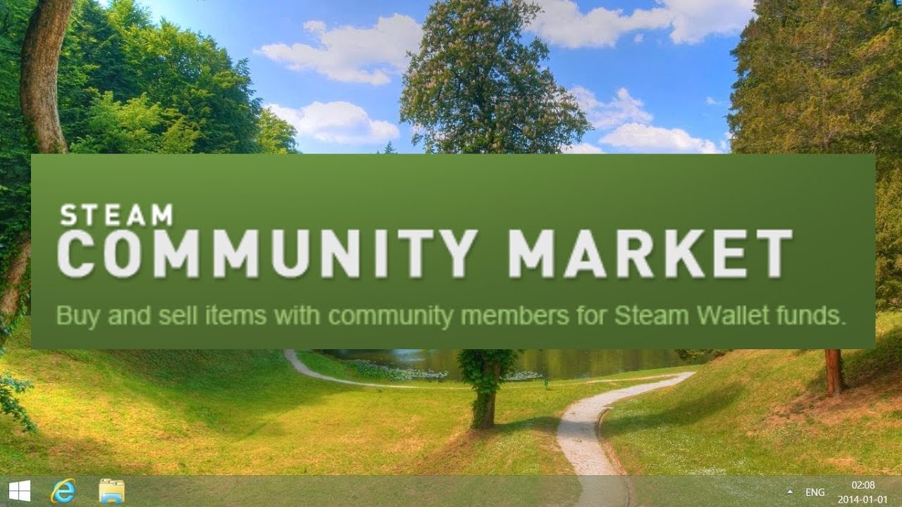How to sell items in steam community market skin fast