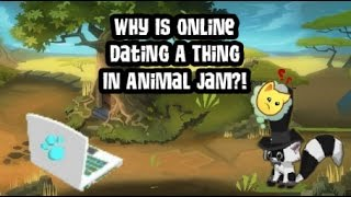 Why Is Online Dating a Thing In Animal Jam?! - Animal Jam Pep Talks With E