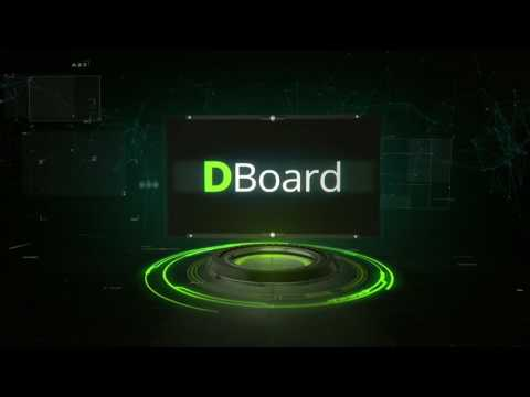 Launch of DBoard