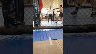 Tony Høy-Nielsen, SIAM vs Kian Boysen, Rumble Sports - MMA/Shootfighting 2016