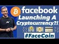 Facebook Is Working On A Cryptocurrency?! 🔗