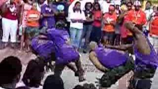 Omega Psi Phi - Chi Zeta Party Hop Competition