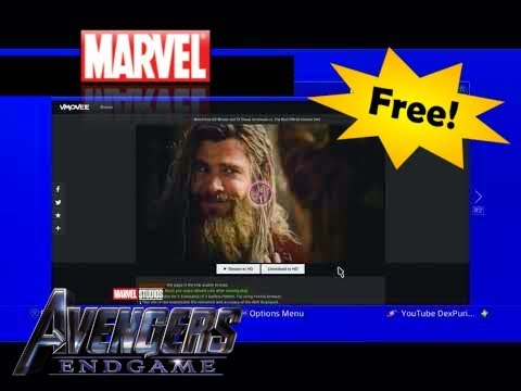 (PS4/XB1/IPhone) AVENGERS ENDGAME (HD) FREE WATCH!!!