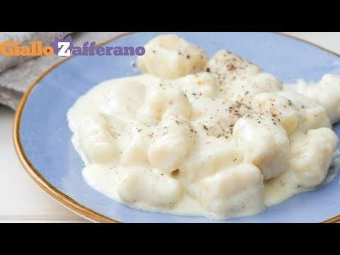 Gnocchi ai 4 formaggi - Ricetta in 1 minuto