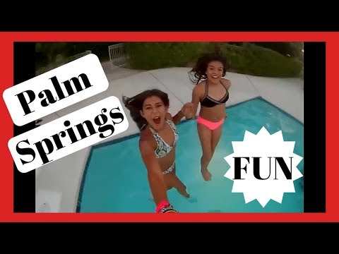Go Pro Underwater Fun | Palm Springs | #TBT