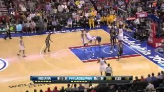 Indiana Pacers vs Philadelphia 76ers - February 6, 2013
