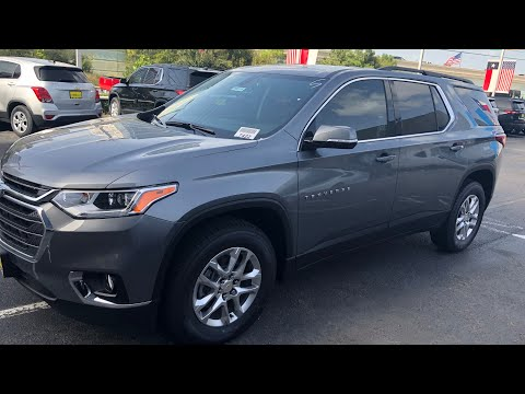 2019 Chevy Traverse LT