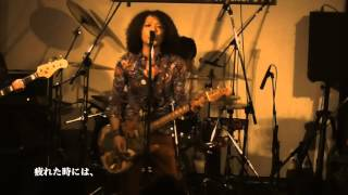 STARS'N STRIPES Vo&Gtr:Gisuke Guitar:Andy Bass:Maro Drums:Kenji...