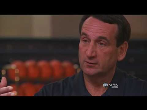 Coach K: A Winner's Mind
