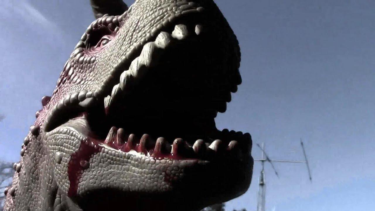 T Rex Vs Carnotaurus 4 Youtube