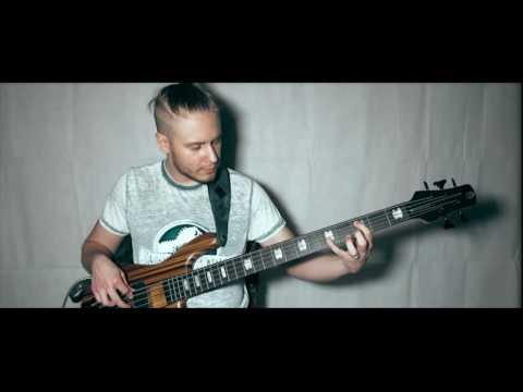 MUSE - Hysteria Bass Cover - Andrea Pedruzzi (Zenit)