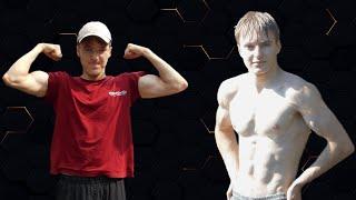 PULL-UPS KING! Andrey Kobelev
