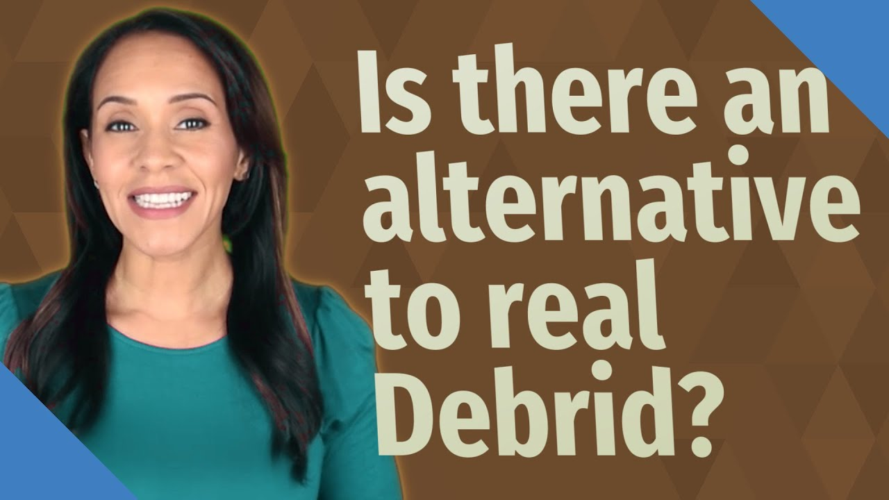 Is there an alternative to real Debrid?
