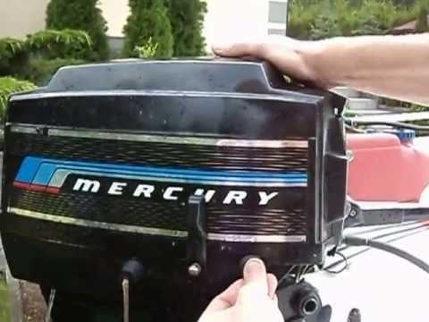 mercury thunderbolt ignition 9 8 hp instrukcja obsługi