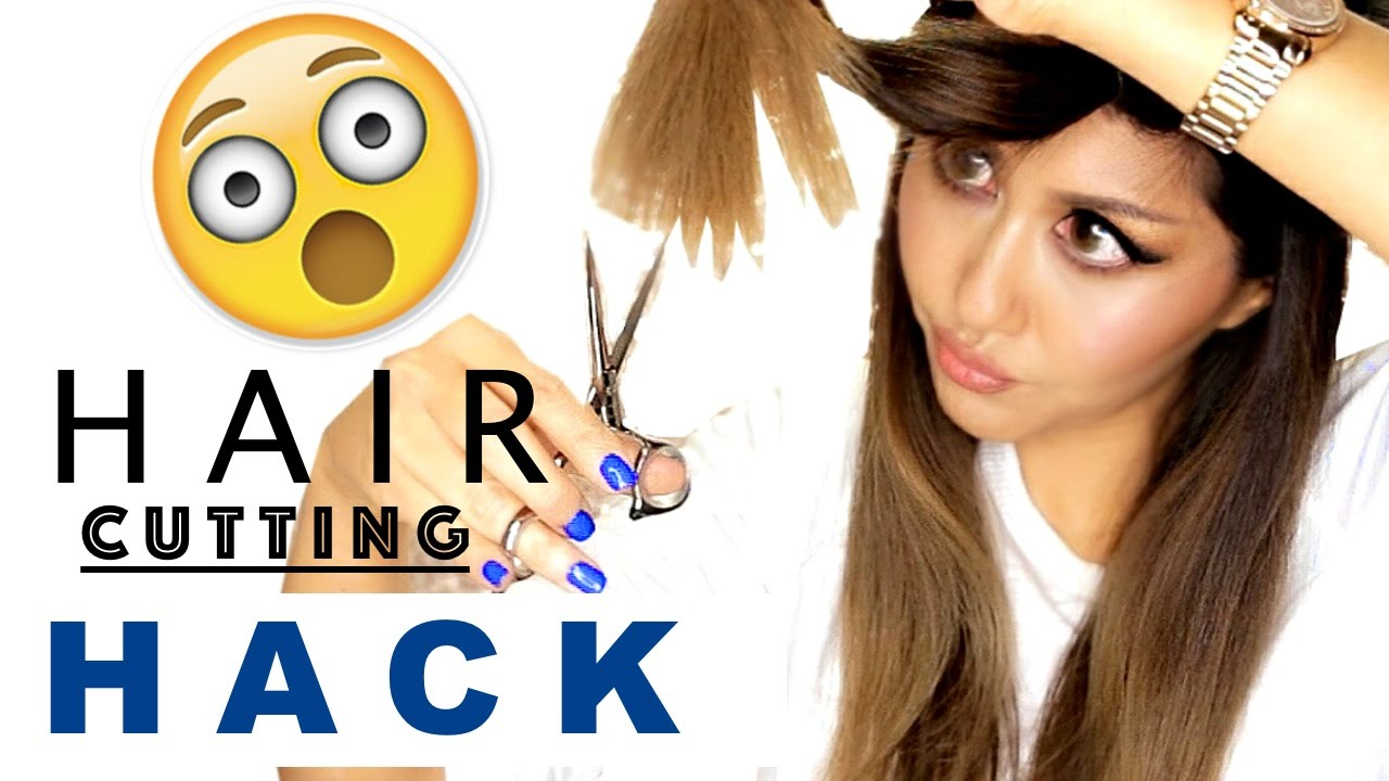 hair cutting hack how i cut layers at home easy hairstyles how i cut layers at home easy hairstyles youtube solutioingenieria Image collections
