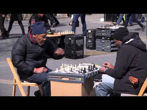 A Short Trip To NYC Using The Sony FDR AX100 - 4K Video