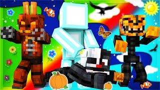 Minecraft - FNAF Sister Location - SCOTT'S REVENGE! #4