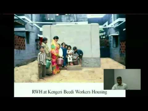 Bangalore Success Story - Rainwater Harvesting (RWH) made easy through slides