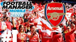 Football Manager Mobile 2018 | Part 1 - Fresh Start