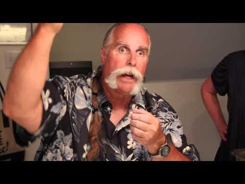 raw food DINNER WITH BILL BARLOW | dara dubinet