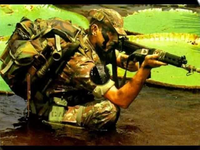 Canção Ardor do Infante - Exército Brasileiro - VAGALUME ee83ab2e559