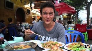 Chinese Seafood Street Food at Ah Ou Bangrak (ร้านอาอู๋ บางรัก) in Bangkok