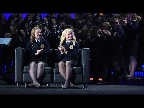 Seventh General Session – 90th National FFA Convention & Expo