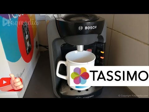 Bosch Tassimo Coffee Maker Review & How to Use