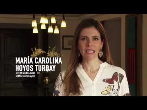La Vice María Carolina nos invita a la feria internacional del teletrabajo #ViveDigitalTV
