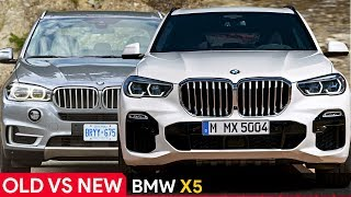 Old Vs New BMW X5 ► See The Differences