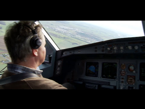 SWISS Pilot Training Airbus A330-200 (Cockpit, Jumpseat)