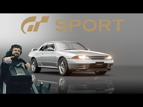 Наконец-то завезли полноценную карьеру! Gran Turismo: Sport