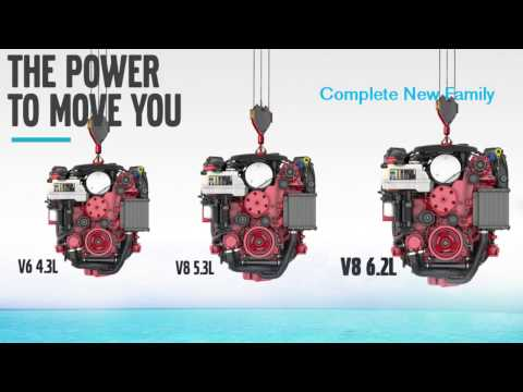 Launch of Volvo Penta 6.2L 380hp & 430hp engines