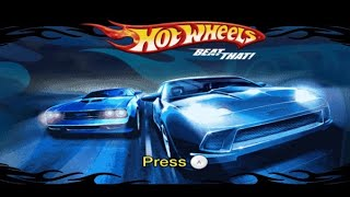 Hot Wheels: Beat That! Wii Gameplay