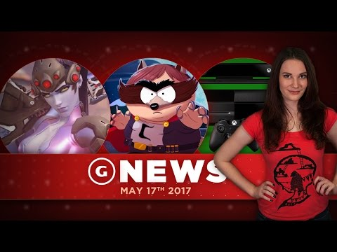 Xbox One/Windows 10 Update Out Now &  Overwatch Getting New Event! - GS Daily News
