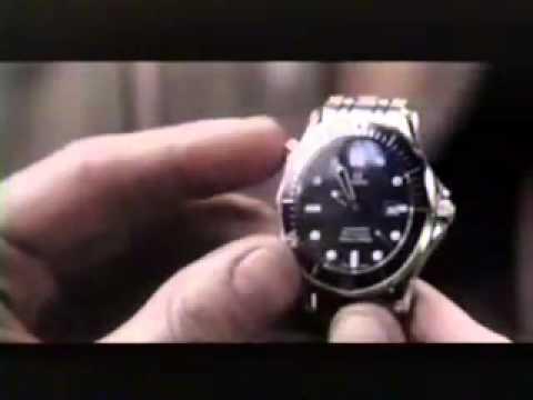 Omega Watch TV Spot - 007 James Bond Goldeneye