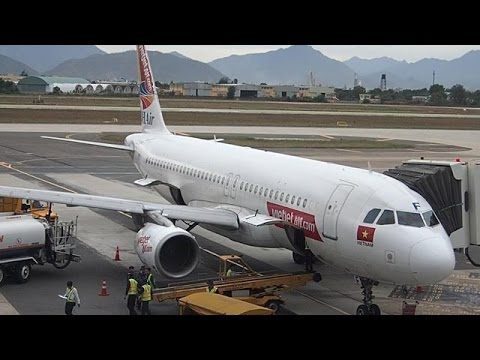 Flight Review VietJet Air A320 Danang to Ho Chi Minh City
