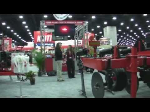 Kuhn North America At The National Farm Machinery Show