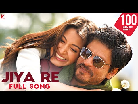 Mix - Jiya Re - Full Song | Jab Tak Hai Jaan | Shah Rukh Khan | Anushka Sharma | Neeti Mohan
