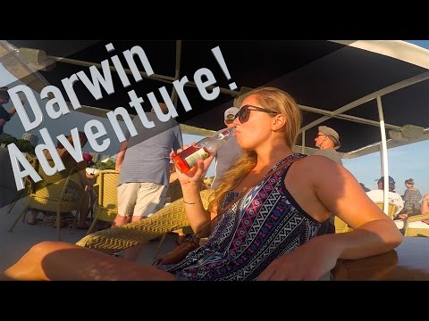 Darwin Adventure Holiday! What You Must Do!
