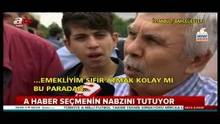 Recep Tayyip erdoğan 24 Haziran Söz Milletin Seçimler-15.6.2018-7 ömer almanyadan