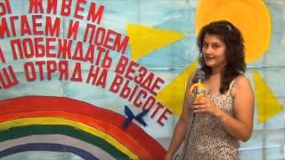 конкурс отрядных уголков ИСКРА 2012 (2 смена)