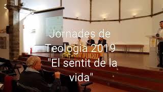 Jornades de Teologia 2019: