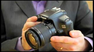 canon eos 600d rebel t3i and eos 1100d rebel t3 hands on review with canon s david parry