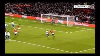 Cristiano Ronaldo Free Kick Vs Portsmouth Sky Sports Commentary 2008 HD