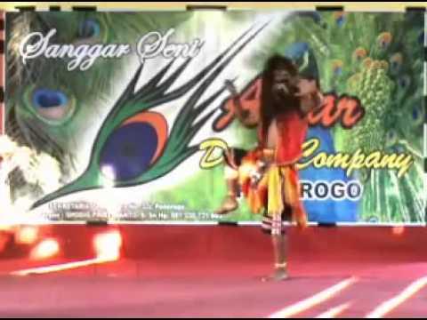 Bujang ganong Aglar Dance